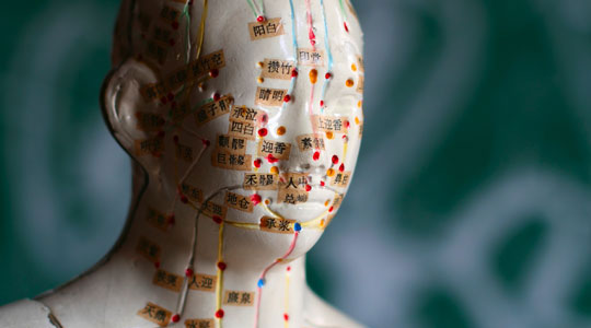 Acupuncture and Oriental Medicine
